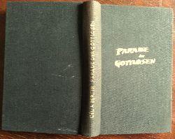 Bertin, Celia:  Parade der Gottlosen. Ein moderner realistischer französischer Roman.