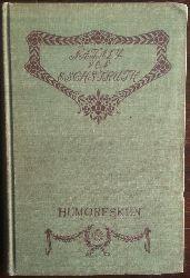 Eschstruth, Nataly von:  Humoresken.