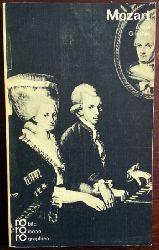 Greither, Aloys:  Wolfgang Amade Mozart in Selbstzeugnissen und Bilddokumenten.