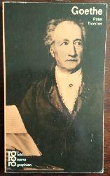 Boerner, Peter:  Johann Wolfgang von Goethe in Selbstzeugnissen und Bilddokumenten.