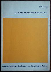 Bartsch, Günter:  Kommunismus, Sozialismus und Karl Marx.