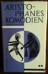 Aristophanes:  Komödien. Übersetzt von Johann Gustav Droysen.