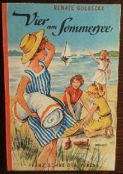 Goedecke, Renate:  Vier am Sommersee. Eine heitere Sommergeschichte.