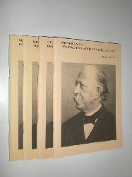 """FONTANE, Theodor - MITTELUNGEN DER FONTANE GESELLSCHAFT.""  ""Potsdam, Theodor Fontane Gesellschaft e. V. 1992-2005."""