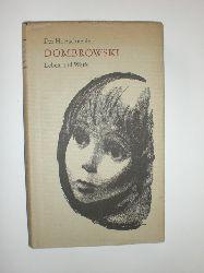 DOMBROWSKI, Ernst von:  Der Holzschneider Dombrowski. Leben und Werk.