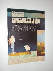 -:  Grosse Kunstausstellung München 1976.