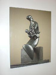 MOORE, Henry:  Mutter und Kind. Mother and Child. Ausstellungskatalog.