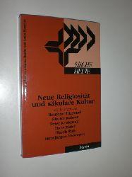 BAADTE, Günter / RAUSCHER, Anton (Hrsg.):  Neue Religiösität und säkuläre Kultur.