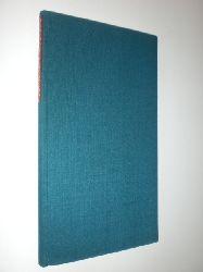 BORCHARDT, Rudolf:  Kindheit und Jugend. Von ihm selbst erzählt. Mit einem Nachwort von Ernst Zinn.