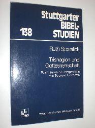 SCORALICK, Ruth:  Stuttgarter Bibelstudien. Trishagion und Gottesherrschaft.