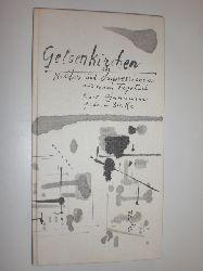STADT GELSENKIRCHEN (Hrsg.):  Gelsenkirchen. Bilder und Impressionen aus einem Tagebuch.
