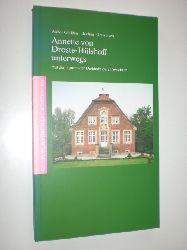 GÖDDEN, Walter / GRYWATSCH, Jochen:  Annette von Droste-Hülshoff unterwegs. Auf den Spuren der Dichterin durch Westfalen. Mit Fotografien von Karl Heinz Baltzer.