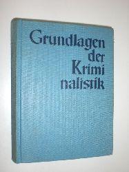 """""""SCHÄFER, Herbert (Hrsg.):""""  """"Grundlagen der Kriminalistik. Eine Taschenbuchreihe. Band 1. Jugendkriminalität."""""""