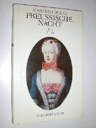 BIELER, Manfred:  Preussische Nacht. Ein Film.