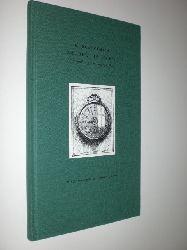 GÖBELS, Hubert:  Zauberuhrenzeit. Eine Anthologie in zwei Sprachen. Mit Zeichnungen von Helmut von Arz.