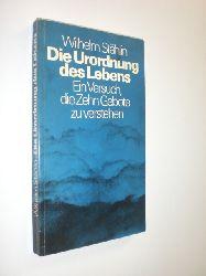 STÄHLIN, Wilhelm:  Die Unordnung des Lebens. Ein Versuch, die Zehn Gebote zu verstehen.