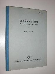 ZERNA, W.:  Spannbeton. Eine Einführung in seine Theorie.