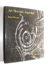 SCHMUTZLER, Robert:  Art Nouveau - Jugendstil.