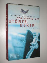 GUTBERLET, Ronald:  Der Schatz des Störtebeker. Roman.