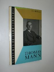 MANN, Thomas - BAUER, Arnold:  Thomas Mann.