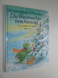 GOLLUCH, Norbert:  Die Weihnachtsbescherung. Eine Paradiso-Geschichte. Mit Bildern von Theo Kerp.