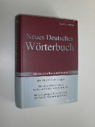 """""""GÖTTERT, Karl-Heinz:""""  """"Neues Deutsches Wörterbuch. Mit den aktuellen Schreibweisen."""""""