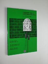 MÜHE, Richard - HISTORISCHE UHRENSAMMLUNG FURTWANGEN (Hrsg.):  Uhren und Zeitmessung. Die Geschichte der Zeitmessung. Die Entwicklung der Schwarzwälder Uhr. Die Furtwanger Uhrensammlung.