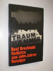BRECHBÜHL, Beat:  Traumhämmer. Gedichte aus zehn Jahren.
