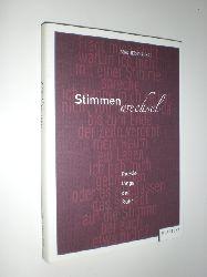 HERHOLZ, Gerd (Hrsg.):  Stimmenwechsel. Poesie längs der Ruhr.