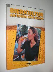 LANGENSIEPEN, Fritz (Hrsg.):  Bierkultur an Rhein und Maas. Eine Veröffentlichung des Landschaftsverbandes Rheinland. Amt für rheinische Landeskunde Bonn. Herausgegeben von Fritz Langensiepen. Mit Fotos von Jürgen Sieckmeyer.