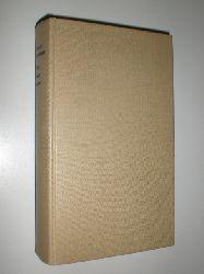 McCULLERS, Carson:  Uhr ohen Zeiger. Roman. Aus dem Amerikanischen übersetzt von Elisabeth Schnack.