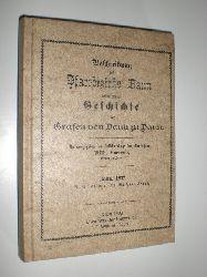 HOERSCH, Wilh.:  Beschreibung des Pfarrbezirks Daun inebsondere Geschichte der Grafen von Daun zu Daun.