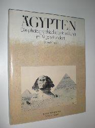 """""""GRIMM, Alfred:""""  """"Ägypten. Die photographische Entdeckung im 19. Jahrhundert."""""""