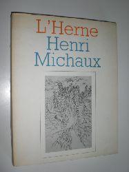 """""""MICHAUX, Henri - BELLOUR, Raymond (Hrsg.):""""  """"Henri Michaux."""""""
