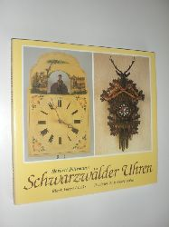 JÜTTEMANN, Herbert:  Schwarzwälder Uhren. Black Forest Clocks. Pendules de la Foret-Noire.