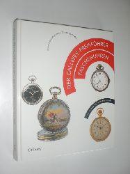"""""""ENDERS, Norbert / MUSER, Stefan / PFEIFFER-BELLI, Christian:""""  """"Der Callwey-Preisführer Taschenuhren. Was ist meine Taschenuhr heute wert?"""""""