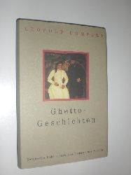 KOMPERT, Leopold:  Ghetto-Geschichten. Herausgegeben von Burkhard Bittrich.
