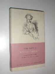 PRÉVOST, Abbé:  Manon Lescaut. Herausgegeben und übertragen von Josef Hofmiller. Mit Illustrationen von Tony Johannot.