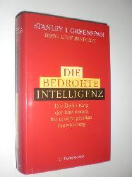GREENSPAN, Stanley I.:  Die bedrohte Intelligenz. Die Bedeutung der Emotionen für unsere geistige Entwicklung.