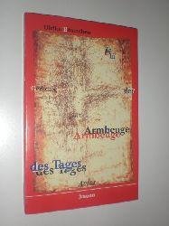 BÄUMCHEN, Ulrike:  In der Armbeuge des Tages. Gedichte. Mit einem Nachwort von Arnold Leifert.