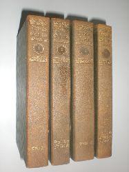 NOVALIS (d.i. Friedrich von Hardenberg):  Schriften. Herausgegeben von J. Minor. 4 Bände.