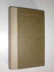 LAGOSCH, Karl (Hrsg.):  Vagantendichtung. Lateinisch und Deutsch. Herausgegeben und übersetzt von Karl Langosch.