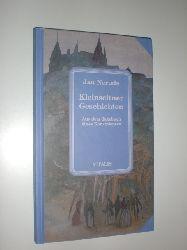 NERUDA, Jan:  Kleinseitner Geschichten. Aus dem Tagebuch eines Konzipienten. Illustrationen von Karel Hruska.