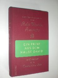 ASSERATE, Asfa-Wossen:  Ein Prinz aus dem Hause David und warum er in Deutschland blieb. Erinnerungen.
