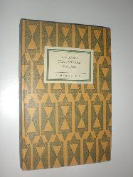 IB 811 AUDEN, Wystan Hugh:  Shakespeare. Fünf Aufsätze. Aus dem Englischen von Fritz Lorch.