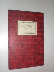 IB 827 JOUHANDEAU, Marcel:  Minos und ich. Tiergeschichten. Aus dem Französischen übersetzt und mit einer Nachbemerkung von Friedhelm Kemp.