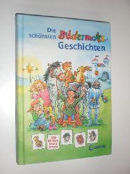 FÄRBER, Werner / GINSBACH, Julia / VOIGT, Silke u. a.:  Die schönsten Bildermaus Geschichten.