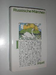 AFANASJEW, Alexander N.:  Russische Volksmärchen. Übertragen von Werner von Grimm. Herausgegeben von Imogen Delisle-Kupffer.