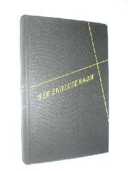 CUMMINGS, Edward Estlin:  Der endlose Raum. Übersetzung aus dem Amerikanischen von Helmut M. Braem und Elisabeth Kaiser.