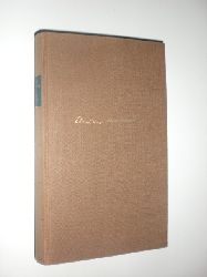 MORGENSTERN, Christian - MORGENSTERN, Margareta (Hrsg.):  Ein Leben in Briefen. Herausgegeben von Margareta Morgenstern. Mit acht Bildtafeln.